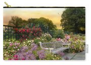 Among The Roses Carry-all Pouch by Jessica Jenney