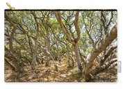 Among The Trees - The Mysterious Trees Of The Los Osos Oak Reserve Carry-all Pouch