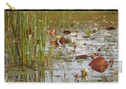 Among The Waterlillies 2 Carry-all Pouch