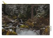 Amongst The Trees And Stones Carry-all Pouch
