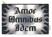 Amor Omnibus Idem Carry-all Pouch