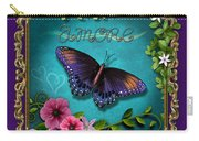 Amore - Butterfly Version Carry-all Pouch