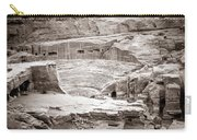 Amphitheater In Petra Carry-all Pouch