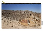 Amphitheatre In Side Turkey Carry-all Pouch
