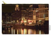 Amsterdam At Night Carry-all Pouch
