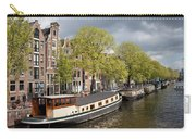 Amsterdam Canal Waterfront Carry-all Pouch