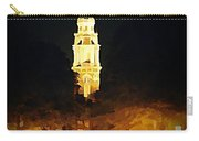 Amsterdam Church And Canal Carry-all Pouch