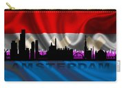 Amsterdam City Carry-all Pouch