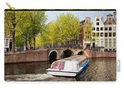 Amsterdam In Spring Carry-all Pouch
