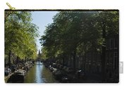 Amsterdam Spring - Green Sunny And Beautiful Carry-all Pouch