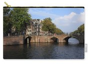 Amsterdam Stone Arch Bridge Carry-all Pouch