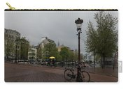 Amsterdam - The Yellow Umbrella Carry-all Pouch