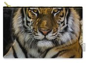 Amur Tiger Watching You Carry-all Pouch