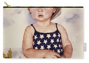 An All American Girl Named Ireland Carry-all Pouch