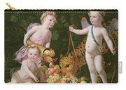 An Allegory Of Peace And Plenty Carry-all Pouch