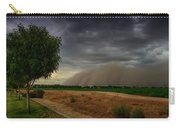 An Arizona Dust Storm  Carry-all Pouch