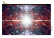 An Artists Depiction Of The Big Bang Carry-all Pouch by Marc Ward