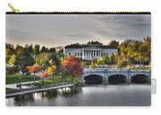An Autumn Day At Hoyt Lake...dusk Oct2014 Carry-all Pouch