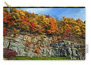 An Autumn Day Painted Carry-all Pouch