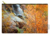 An Autumn Falls Carry-all Pouch