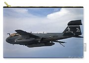 An Ea-6b Prowle In Flight Carry-all Pouch