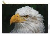 An Eagle's Portrait Carry-all Pouch