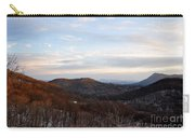 An Elk Knob View Carry-all Pouch