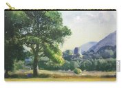 An Englishman's Castle Carry-all Pouch