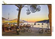 An Evening In Rovinj - Croatia Carry-all Pouch