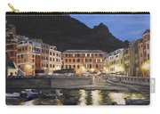 An Evening In Vernazza Carry-all Pouch