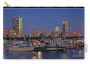 An Evening On The Charles Carry-all Pouch