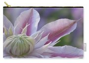 An Exotic Clematis Carry-all Pouch