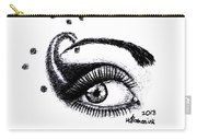 An Eye For Art Carry-all Pouch