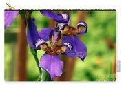 An Eyeful Iris Carry-all Pouch