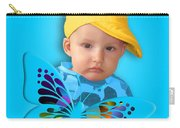 An Image Of A Photograph Of Your Child. - 06 Carry-all Pouch