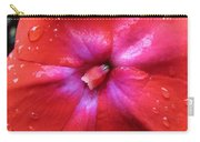 An Impatien Bloom Carry-all Pouch