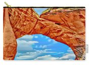 An Impression Of Arches National Park Carry-all Pouch