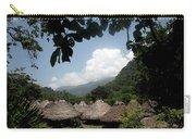 An Indigenous Village In The Jungles Carry-all Pouch