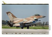 An Israeli Air Force F-16c Carry-all Pouch