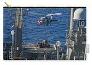 An Mh-60s Sea Hawk Delivers Supplies Carry-all Pouch