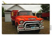 An Old Gmc  Carry-all Pouch by Jeff Swan