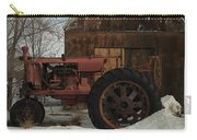 An Old John Deer Carry-all Pouch by Jeff Swan