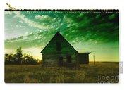 An Old North Dakota Farm House Carry-all Pouch