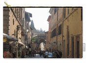 An Old Street In Assisi Italy  Carry-all Pouch