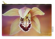 An Orchid Carry-all Pouch
