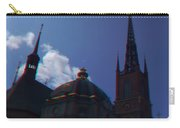 Anaglyph Church Carry-all Pouch