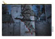 Anaglyph Dragon Carry-all Pouch