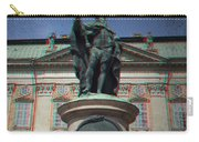 Anaglyph King Gustav Carry-all Pouch