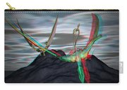 Anaglyph Quetzalcoatlus Carry-all Pouch