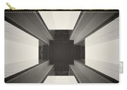 Analog Photography - Berlin Abstract Architecture Carry-all Pouch